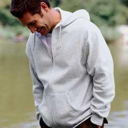 Jerzees 4999  9 oz 50/50 Full-Zip Hood