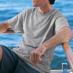 5280 Hanes 5.5 oz Heavyweight Cotton Tee