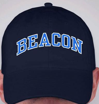 Beacon Navy Embroidered Cap