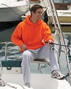 Gildan G123  9.30 oz. Ultra Blend Open-Bottom Sweatpants with Pockets