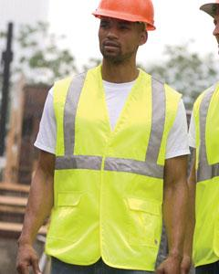 VE201 Dickies 5.5 oz. Utility Vest with Interior Pockets