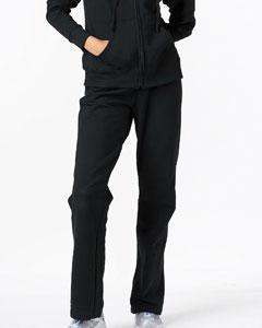 W550 Hanes Ladies' 8 oz., 80/20 Fleece Pants